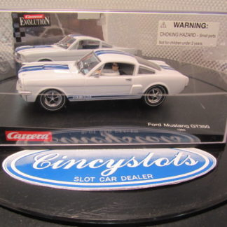 Carrera Evolution Ford Mustang Shelby GT350 25428