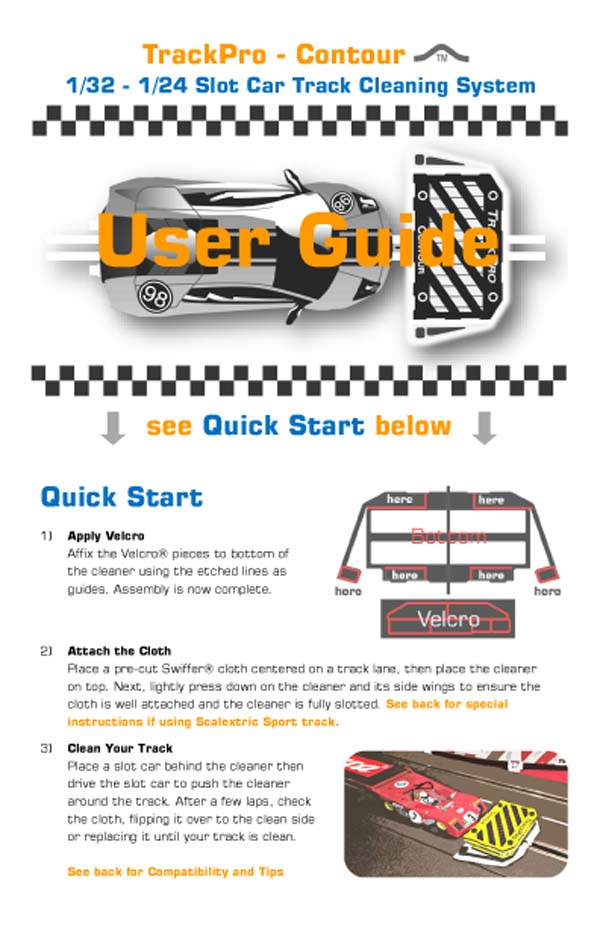 Carrera d132 1 track pro contour track a carrera track pro aloadofball Images