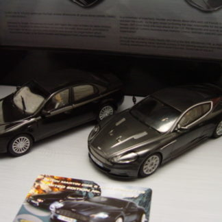 Scalextric C2922A James Bond 2-car set