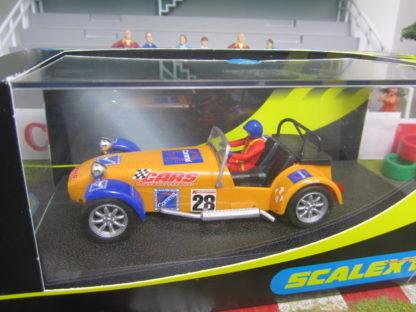 Scalextric C2272 Caterham Superlight