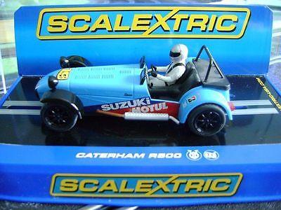 Scalextric C3133 Caterham Superlight