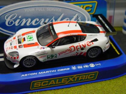 Scalextric Aston Martin C3196