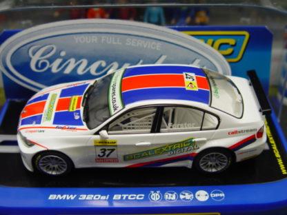 Scalextric C3217 BMW 320si BTCC