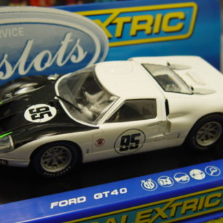 Scalextric C3231 Ford GT40 USA Limited