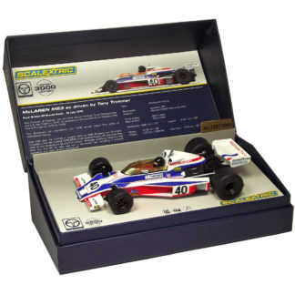 Scalextric C3414A Legends McLaren M23 Limited Edition