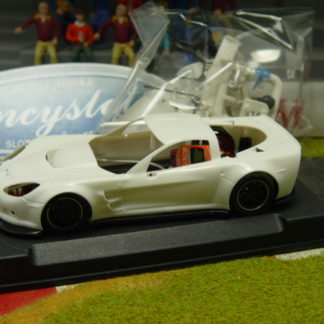 NSR 1071 Corvette C7R white kit