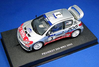 AUTOart 13501 Peugeot 206 '02 WRC #3 T. Corse