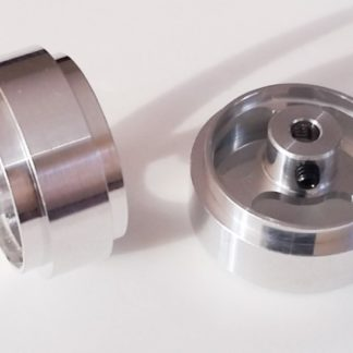 Sideways SWW/TR01 Aluminum Front wheels