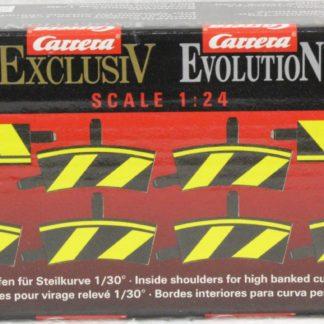 Carrera Exclusiv 20569 Inside Shoulder for High Banked Curve 1/30