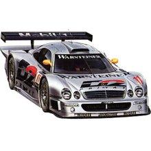 Tamiya 1/24 Mercedes CLK GTR Warsteiner