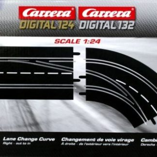 Carrera 30365 Lane Change Curve Right (Out to In)