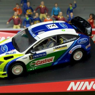 Ninco 50425 Ford Focus WRC Finland 06