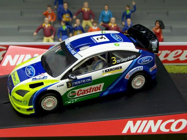 Ninco 50425 Ford Focus WRC Finland 06