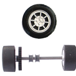 FLY B266 79266 Renault 5 Rear Axle set