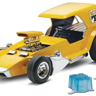 TOM DANIELS ICE T SHOW CAR HOT ROD RAIL DRAGSTER RACING DRAG MONOGRAM MODEL KIT