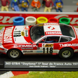 FLY A655 Ferrari Daytona 356 GTB/4 Tour de France Auto 1972