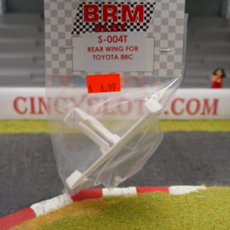 BRM S-004T Rear Wing for Toyota 88C