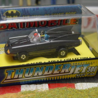 Autoworld Thunderjet Batmobile Charcoal