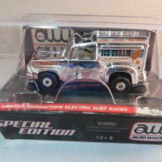 AutoWorld Thunderjet Limited Edition Ice Cream Truck