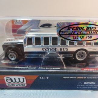 AutoWorld Limited Edition Hobby Expo 2009 Exclusive 123 of 750