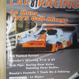 Model Car Racing Magazine 81