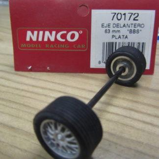 Ninco 70172 Front Axle BBS