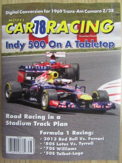 Model Car Racing Magazine 78