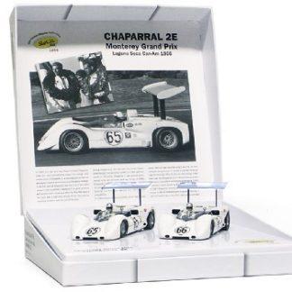 Slot It SICW08 Chaparral 2 Car Set Jim Hall & Phil Hill 66' Laguna Seca