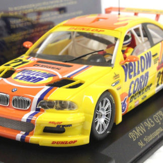 FLY A287 BMW M3 GTR JGTC 2002 Yellow Corn
