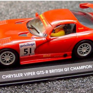 FLY A9 Viper GTS-R British GT Champion