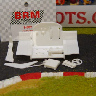 BRM S-002 Cockpit Unpainted for Porsche