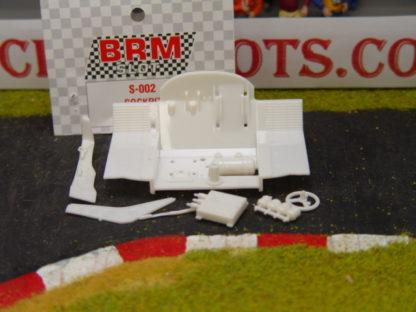 BRM S-002 Cockpit Unpainted for Porsche