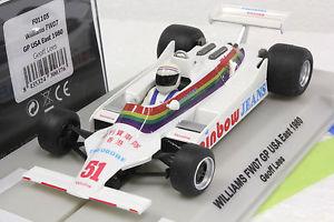 FLY F01105 Williams FW07 Rainbow Jeans