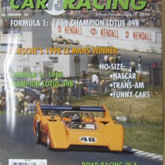 Model Car Racing Magazine 73