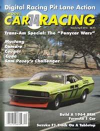 Model Car Racing Magazine 74