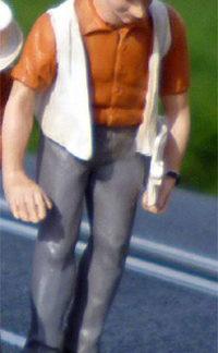 Le Mans Miniatures Figure FLM132027 Jean