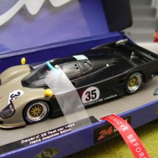 Le Mans Miniatures 132034 Porsche Dauer Test Car #35
