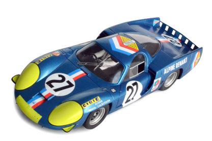 Le Mans Miniatures 132044/27 Alpine 220 1968 #27