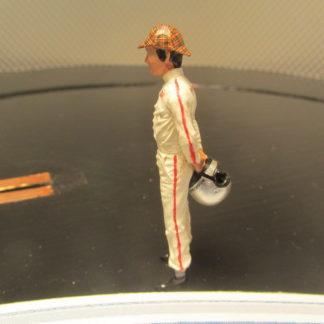 Le Mans Miniatures Figure FLM132046 Pedro Rodriguez