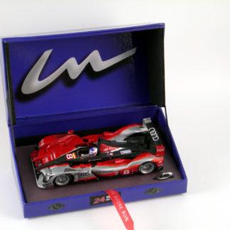Le Mans Miniatures 132050/8 Audi R15 Le Mans 2010 #8