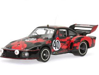 Le Mans Miniatures 132054 Porsche 935 Le Mans 1977 #40