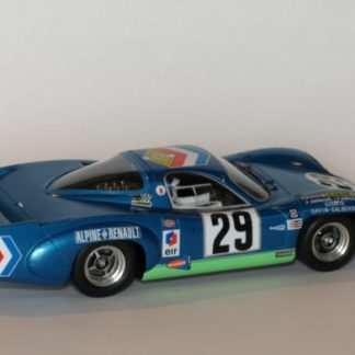 Le Mans Miniatures 132059/29 Renault Alpine A220 Le Mans 1969
