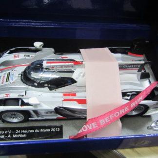 Le Mans Miniatures 132061/3 Audi R18 Le Mans 2013