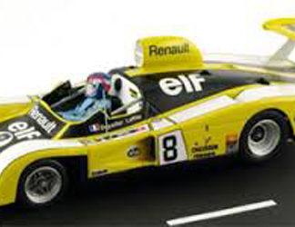 Le Mans Miniatures 132077/8 Alpine A442 #8 1977