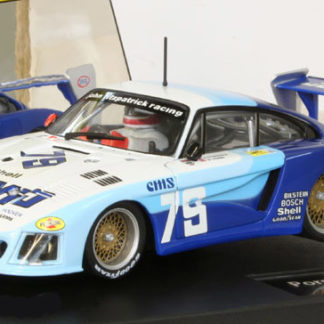 Carrera Evolution 27154 Porsche 935/78 Moby Dick JDavid 1982