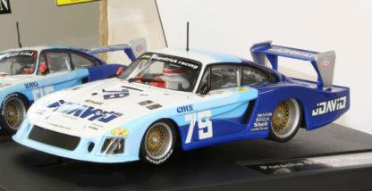 Carrera Evolution 27154 Porsche 935/78 Moby Dick JDavid 1982