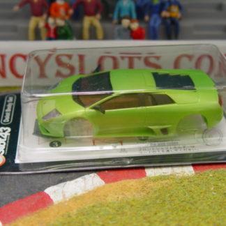 Kyosho DSP2020107 Green Lamborghini Murcielago Body 1/43