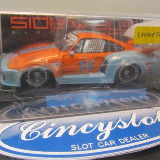 Sideways HC04 Porsche 935 Gulf USA Championships Limited Edition 1 of 264
