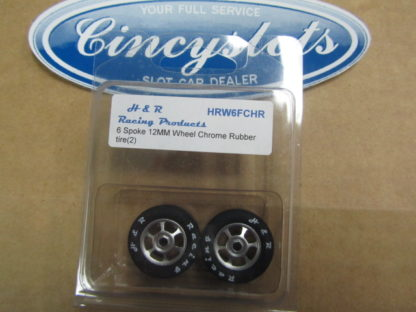 H&R Racing Products HR1351 HRW6FCHS Silicone for 1/8