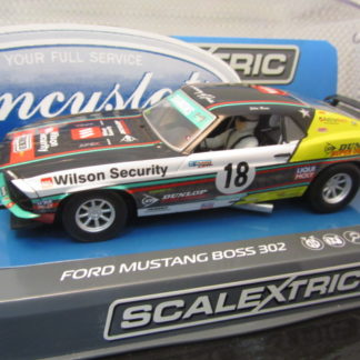 Scalextric C3728 Ford Mustang Boss 302 Shannons